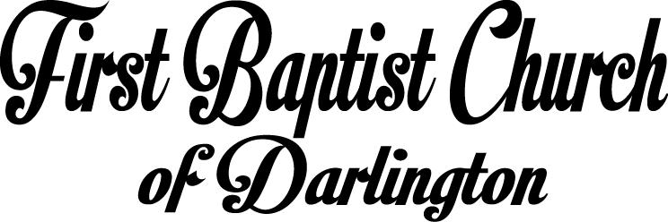 first baptist church darlington