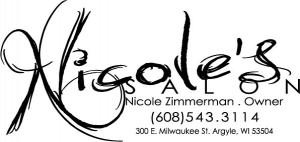 Nicoles Salon logo
