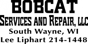 bobcat service and repair